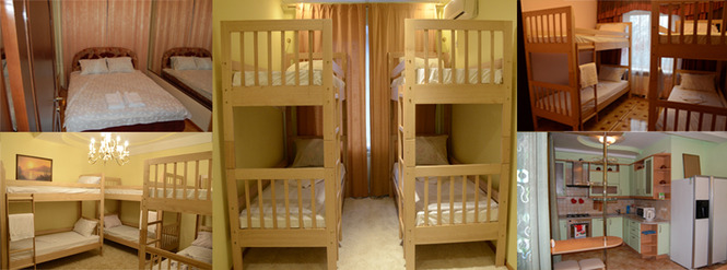 Предлагаем самые дешевые гостиницы Киева в центре столицы – недорогие хостелы и общежития
